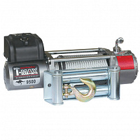 Лебедка автомобильная электрическая T-MAX EW-9500 Improved OFF-ROAD 12В