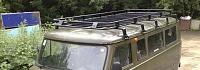 Багажник экспедиционный УАЗ Буханка (2206/452) во всю крышу