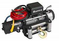Лебёдка электрическая влагозащищенная 12V Runva 9500 lbs 4350 кг